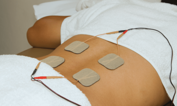 Electric Muscle Stimulation Therapy